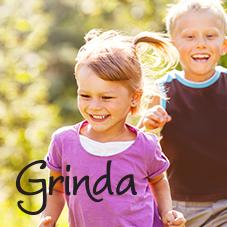 Grinda, Tistedal
